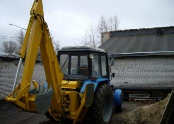 МТЗ (Беларусь) Экскаватор-погрузчик 2006