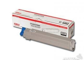Продам Оригинальные НОВЫЕ тонер-картриджи для принтера OKI C9655