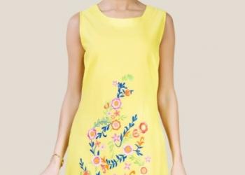 Женская одежда из натуральных тканей т.м. INDIANO оптом со склада в Москве