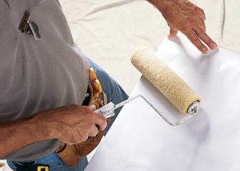 Профессиональная оклейка обоев - быстро, качественно, недорого.