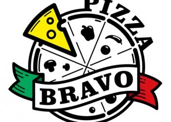 Пицца Браво, Кафе. Доставка в любой район города с 10 до 20.