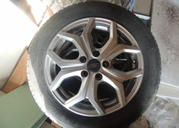 продаю литые диски с резиной Ford Focus3