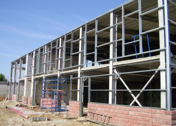 Строительные металлоконструкции изготовим в Пензе