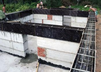 Фундамент, бетонные и монолитные работы в Пензе