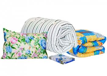 Спальный комплект(матрас-подушка-одеяло)
