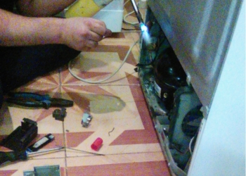 ремонт холодильников и стиральных машин в Воскресенске