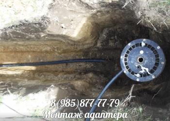 Монтаж канализации отопления и водоснабжения