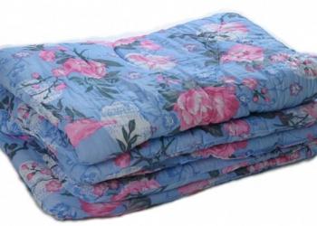 Одеяло синтепоновое утепленное