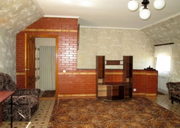 Дом в Нежинке, СНТ Гвоздика,  с баней, гаражом.