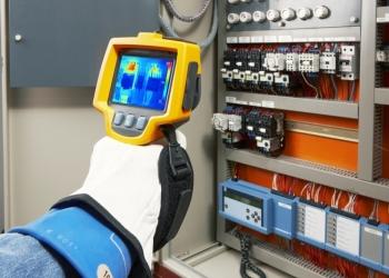 Тепловизор. Термограмма. Обследование тепловизором.