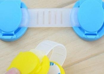 Фиксатор для мебели детская безопасность