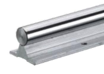 Рельсовые цилиндрические направляющие SBR