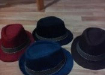 Продам шляпы на мальчишек и девчонок