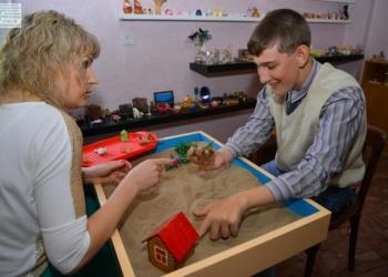 Консультация семейного, детского, школьного  психолога. Песочная терапия.