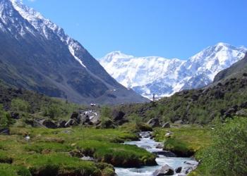 Поход к подножию горы Белуха 2016. Алтай.