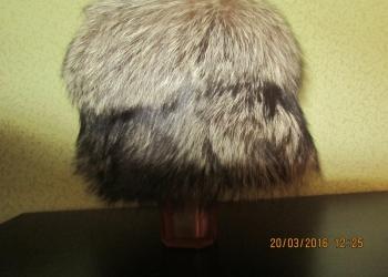 Продам шапку из чернобурки