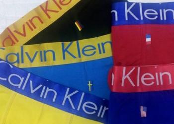 Мужские трусы - боксеры CK Флаги