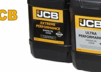Масло для JCB 3CX / JCB 4CX