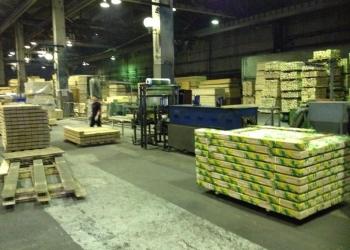 Производство погонажных изделий и пиломатериалов из сибирской сосны, лиственницы