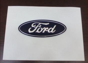 Эмблема Ford передняя на капот Ranger 06-, артикул 1451728