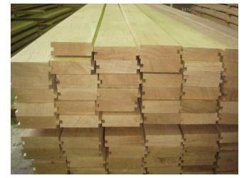 Доска пола лиственница категории АВ 28мм*140мм  от производителя.