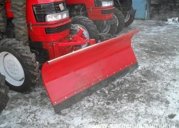Снегоуборочный отвал TX-150G
