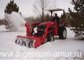 Снегоротор VST6618F.