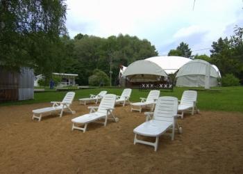 Продается небольшой VIP-пляж с развитой инфраструктурой