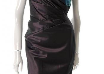 Вечернее коктейльное платье Anne Klein York оригинал новое