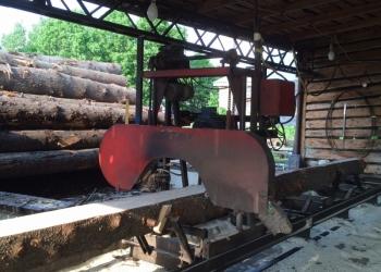 лесопильное производство