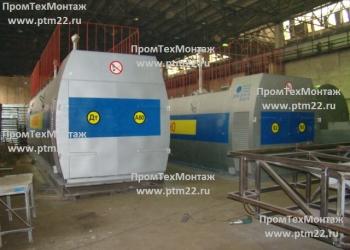АЗС контейнерного типа, блочные, модульные, мини АЗС, блочные насосные станции
