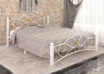 Кованые кровати Гарда