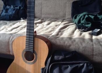 Гитара OscarSchmidt OC6 с чехлом