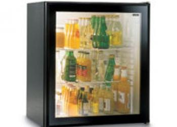 Холодильник барный со стеклом