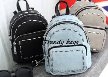 В наличии сумки рюкзаки