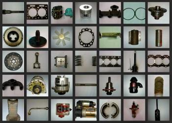 Любые запасные части для китайских мини-тракторов