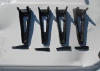 Ножки от советских чугунных ванн