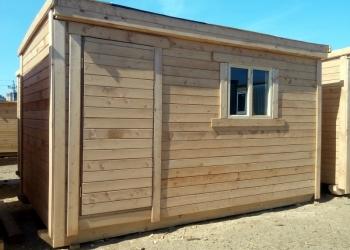 Предлагаем деревянную бытовку по выгодной цене- 36 500 рублей!