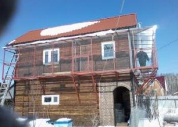 Усиление парапета балконов и лоджий
