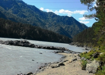 Продается турбаза на берегу Катуни в Чемальском районе