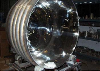 термическая обработка деталей до 2000 мм, длиной до 2700 мм и массой до 5000 кг