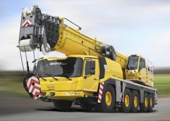200 тонн NEW Grove GMK5200 Автокран 200т 2017г