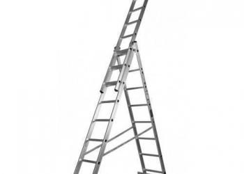 Трехсекционные лестницы в аренду в Воскресенске. Цена.