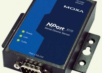 Moxa Nport 5150. Экспресс-доставка
