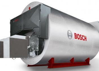 Промышленные  котлы  Bosch