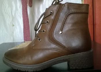 Ботинки осенние/весенние, размер 37