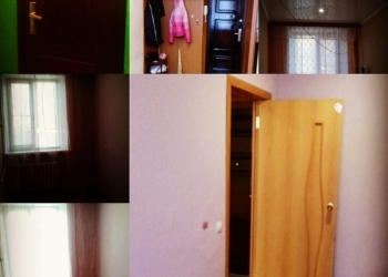 Сдам комнату в общежитии ( 2 комнатная)22 кв м.Чистая,ремонт,окна пластик,дверь