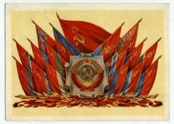 Будущий клуб-музей Советской Эпохи примет экспонаты в дар.