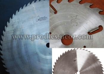 Круглые пилы (пильные диски) больших диаметров
