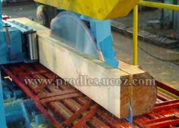 Современное лесопильное оборудование – круглопильный станок ЦДС